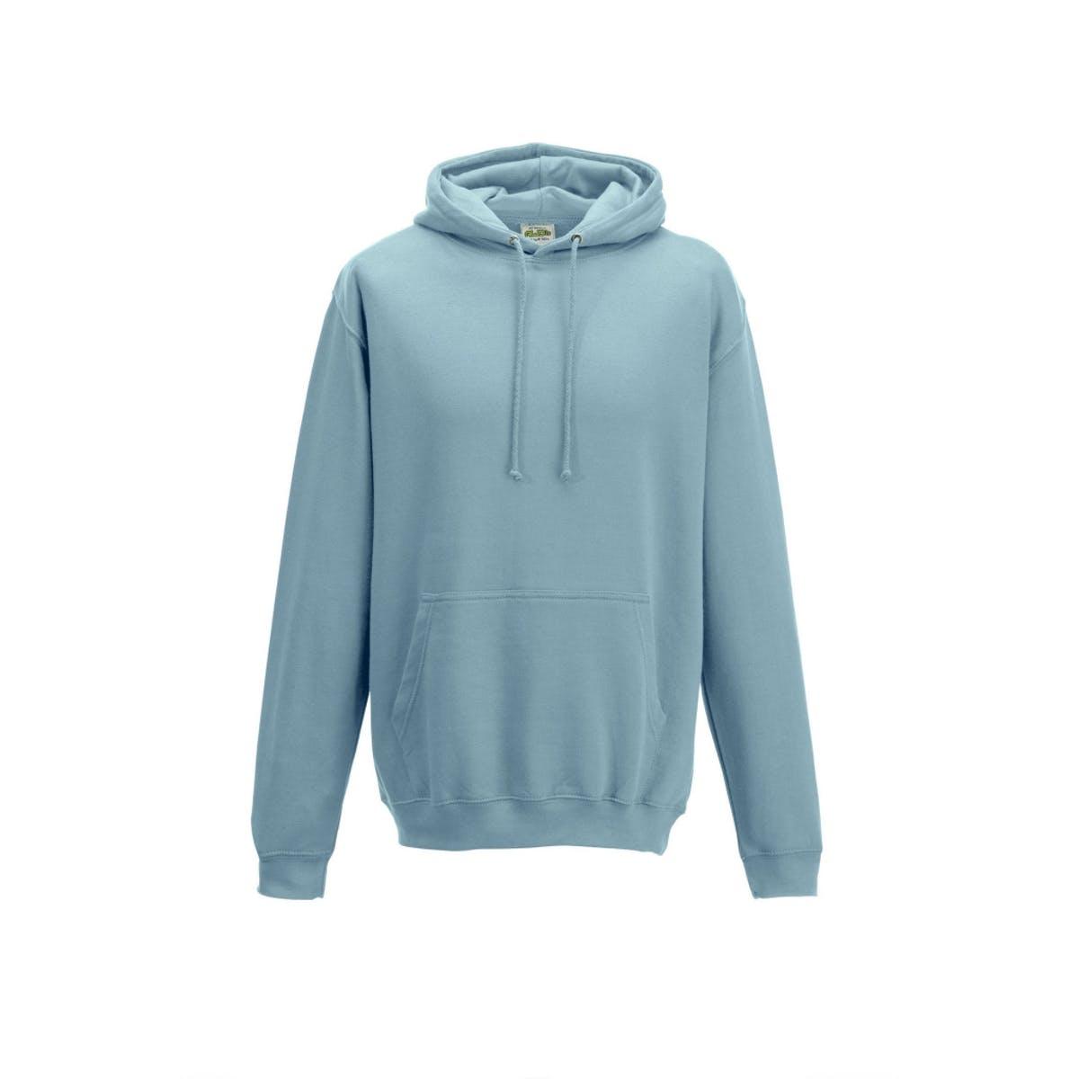sky blue college hoodies