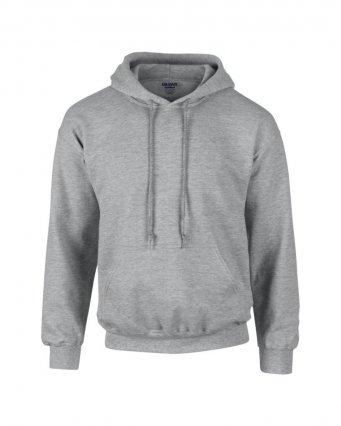 sport grey premium overhead hoodie