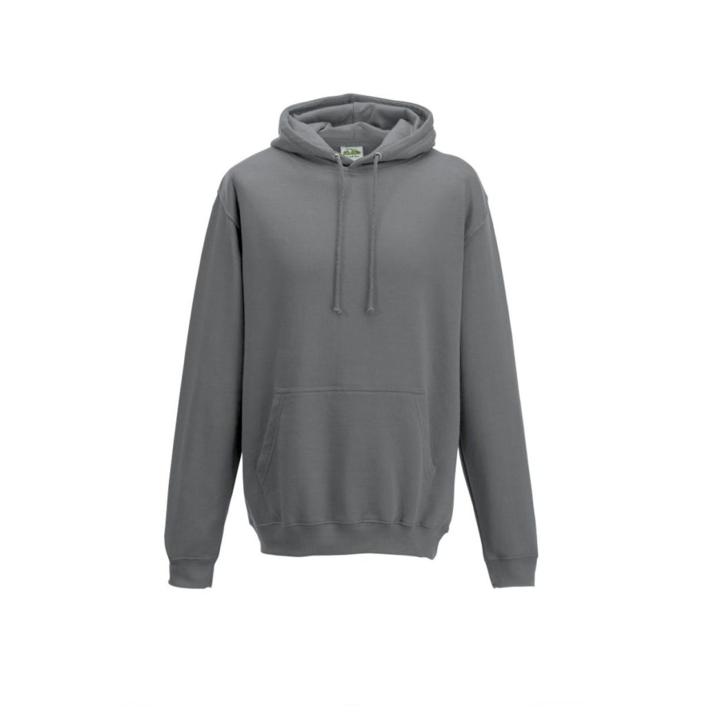 steel grey college hoodies