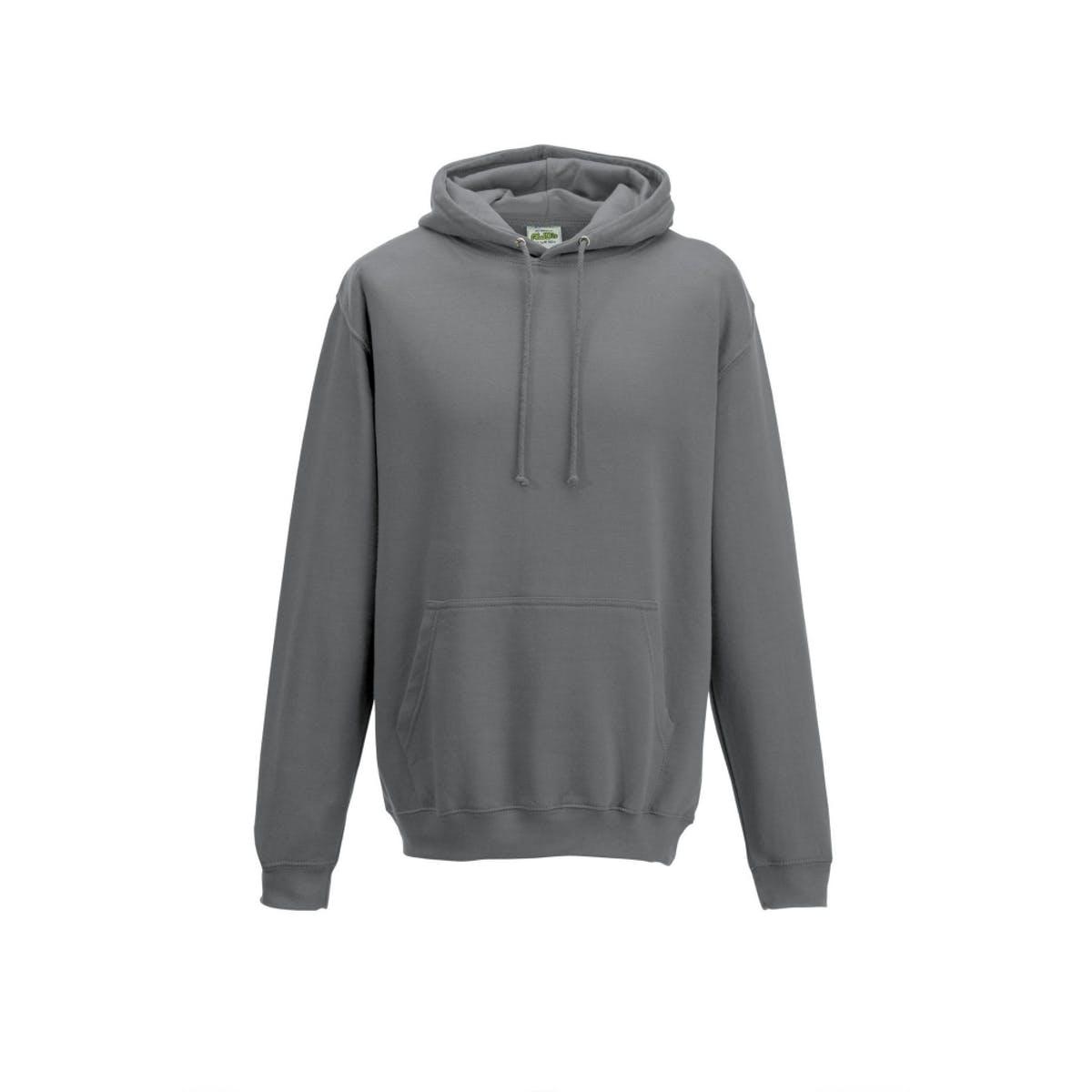 steel grey college hoodies