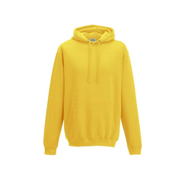 sun yellow college hoodies