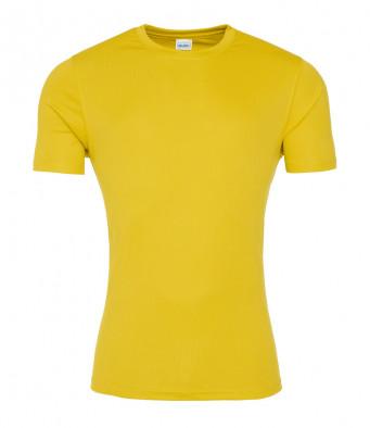 sun yellow cool smooth t shirt