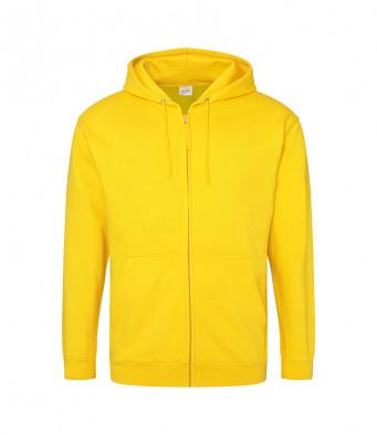 sun yellow hoodie
