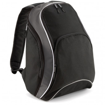 team backpack black graphite