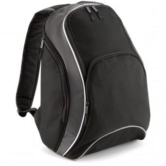 team backpack black graphite