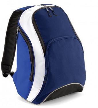 team backpack frenchnavy brightroyal white