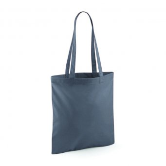 tote bag long handles graphite