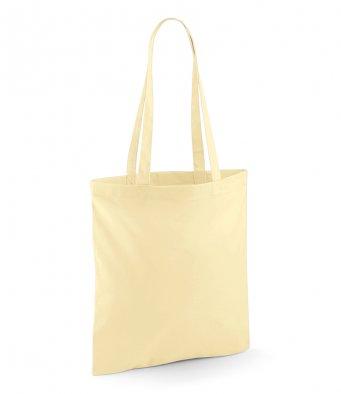 tote bag long handles pastellemon