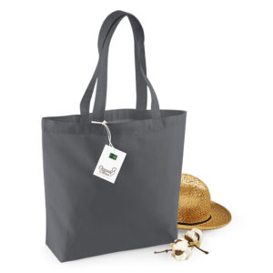 tote bag westfordmill w180 graphite grey