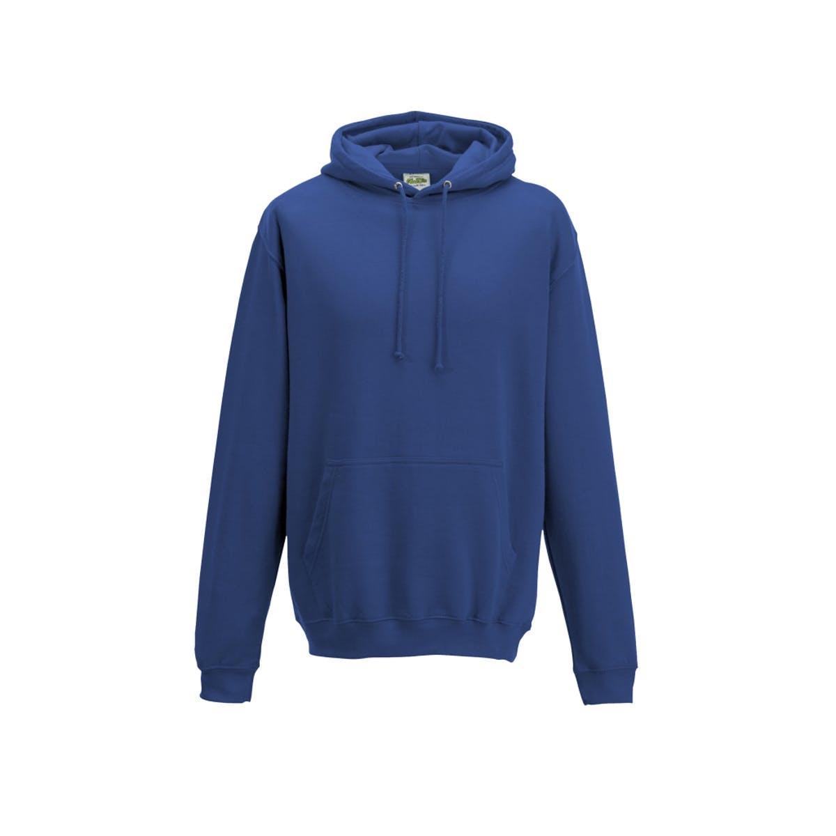tropical blue college hoodies