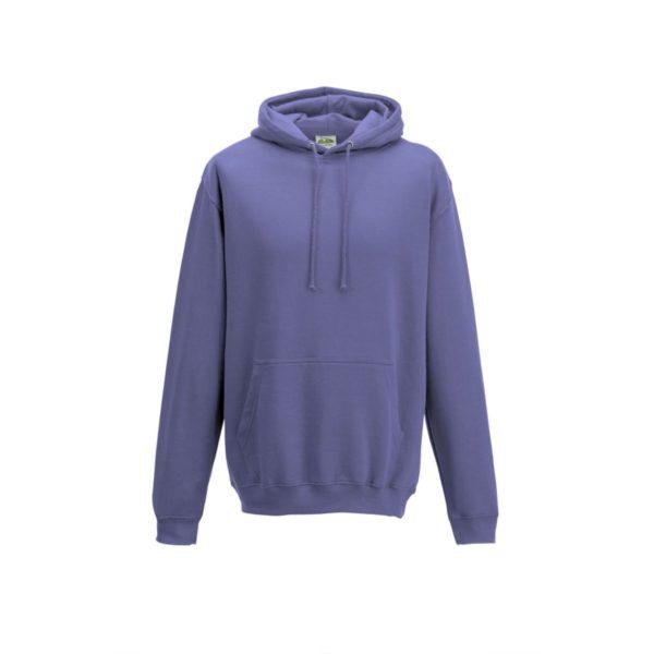 true violet college hoodie