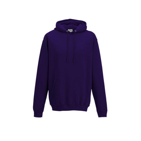 ultra violet college hoodie