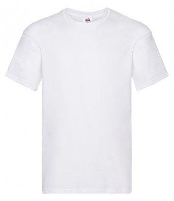 white promotional t shirt