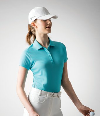 ladies golf polo