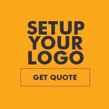 setup your logo