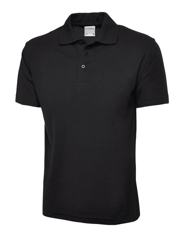 polo shirt ux1 black