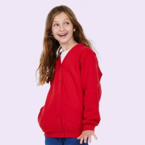Childrens Cardigan UC207
