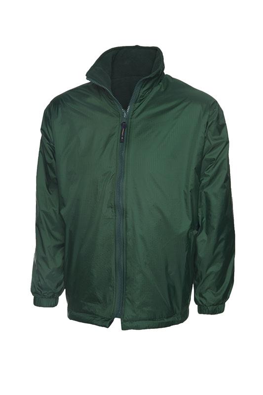 Childrens Reversible Fleece Jacket bg