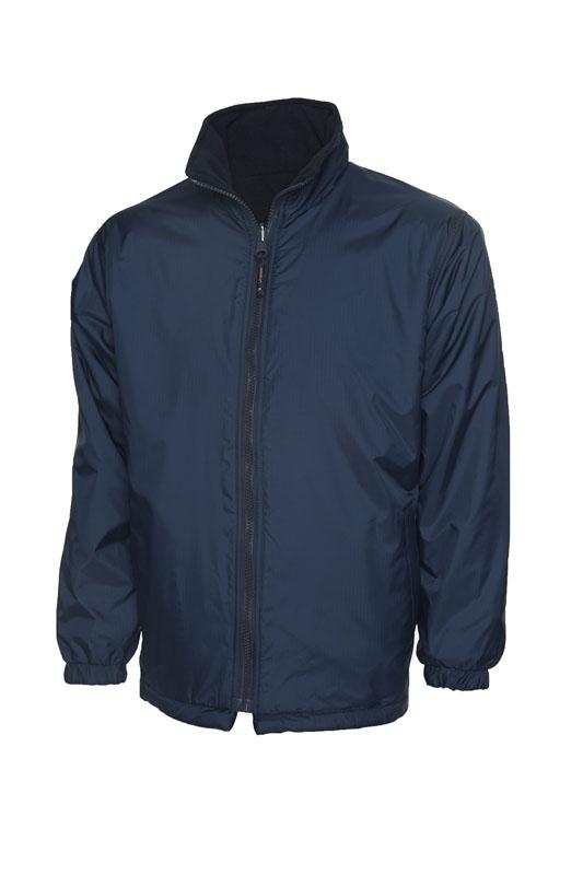 Childrens Reversible Fleece Jacket nv