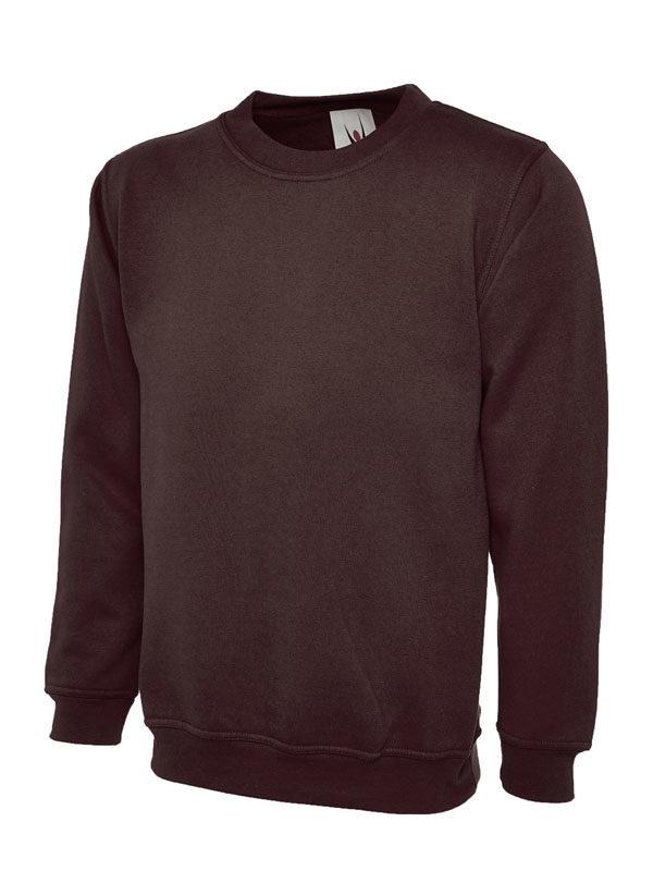 Childrens Sweatshirt UC202 brown