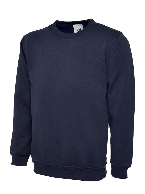 Childrens Sweatshirt UC202 navy