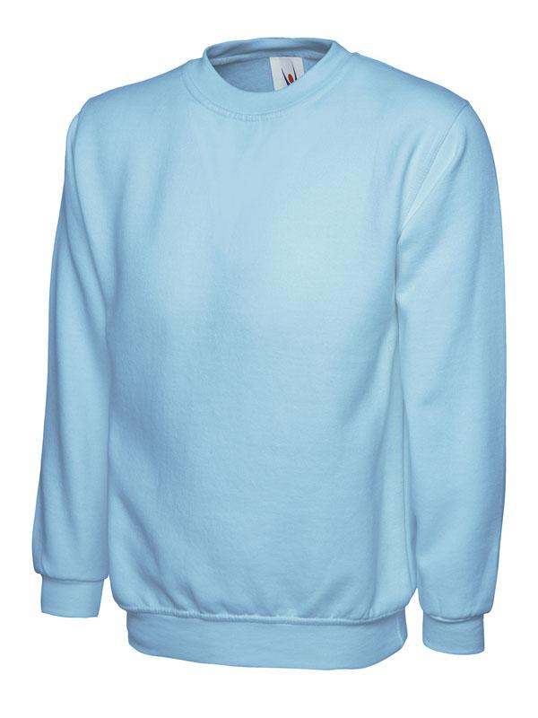 Childrens Sweatshirt UC202 sky