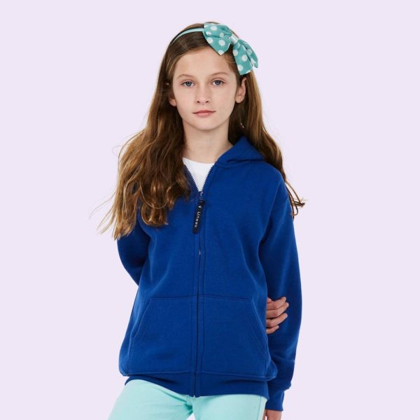 Childrens Zip Sweatshirt UC506
