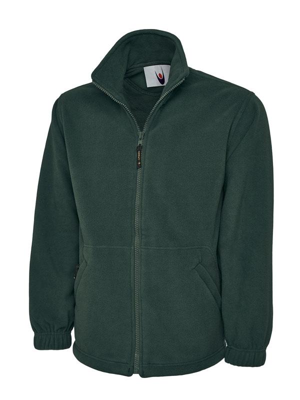 Classic Full Zip Micro Fleece Jacket bg