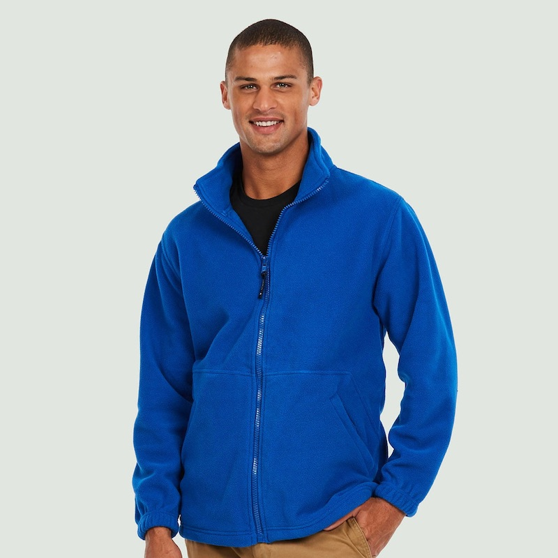 Classic Full Zip Micro Fleece Jacket