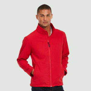 Classic Full Zip Soft Shell Jacket UC612