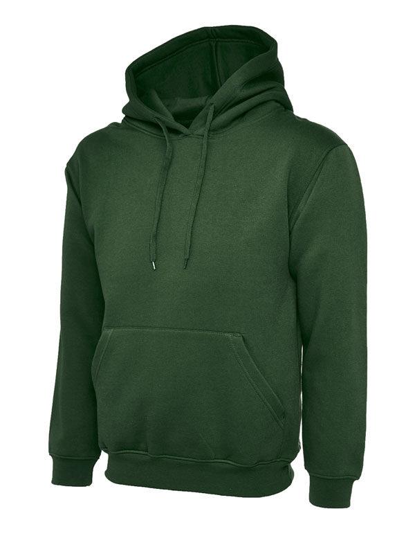 Classic Hooded Sweatshirt UC502 bg
