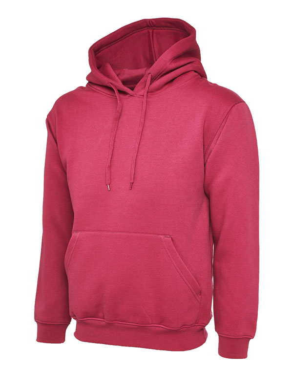 Classic Hooded Sweatshirt UC502 hp