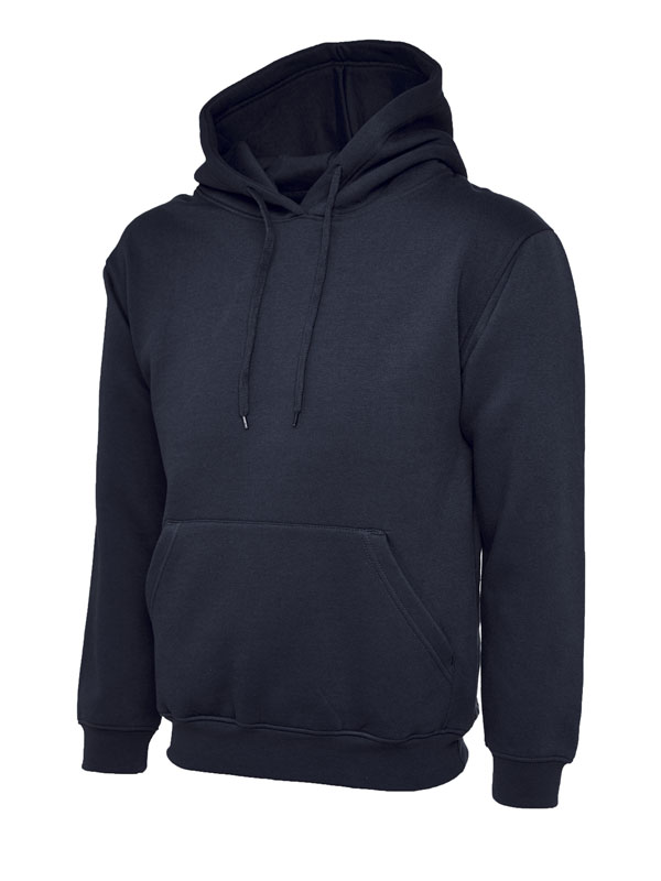 Classic Hooded Sweatshirt UC502 navy