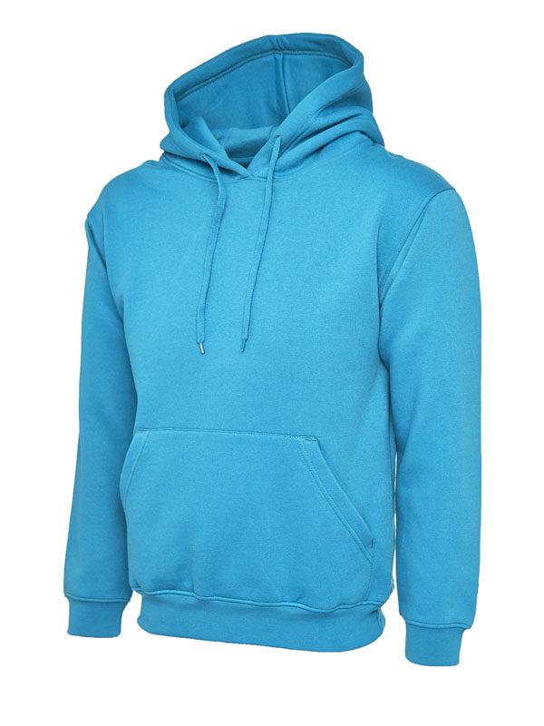 Classic Hooded Sweatshirt UC502 sb