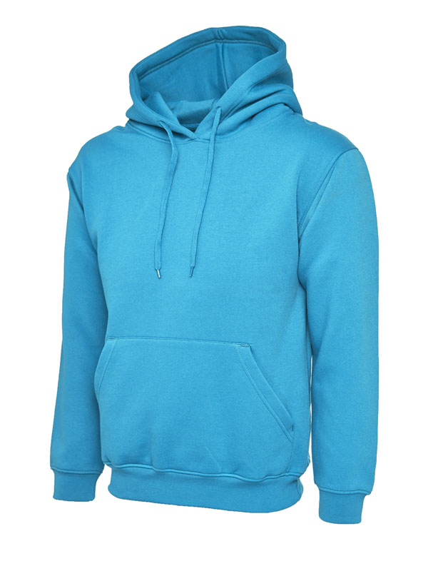 Classic Hooded Sweatshirt UC502 sb