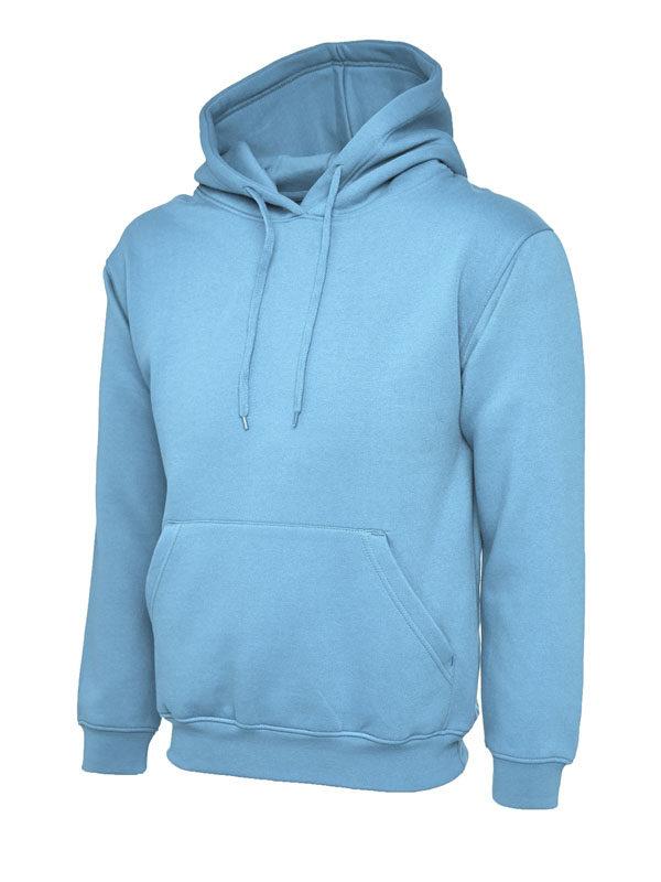 Classic Hooded Sweatshirt UC502 sky