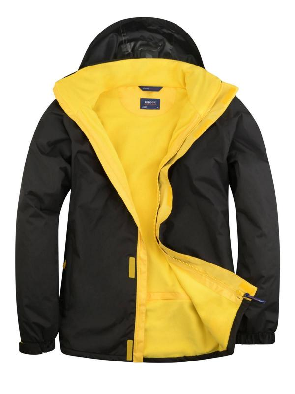 Deluxe Outdoor Jacket UC621 bkyel