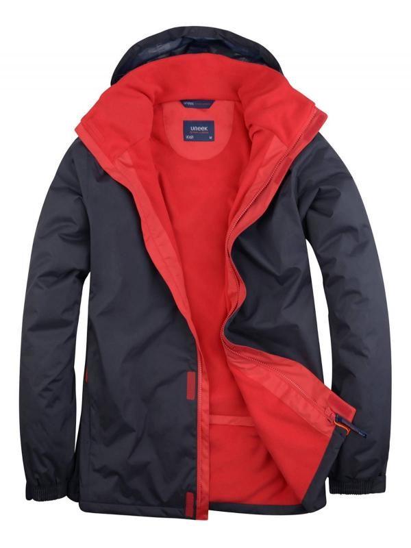 Deluxe Outdoor Jacket UC621 nvrd