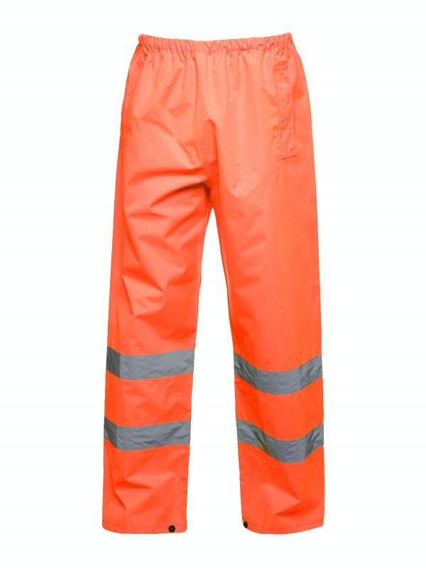 Hi Vis Trousers UC807 orange