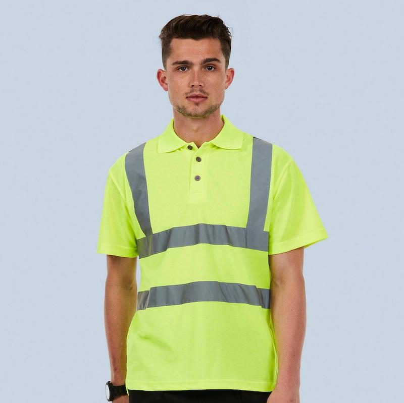 Hi Viz Polo Shirt UC805