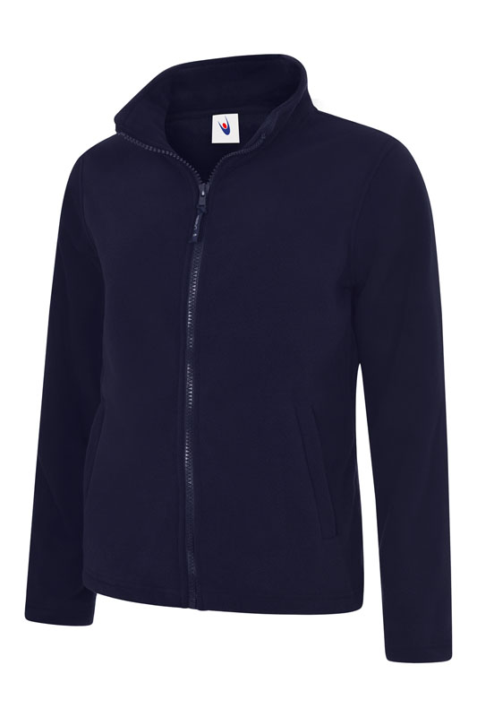 Ladies Classic Full Zip Fleece Jacket nv