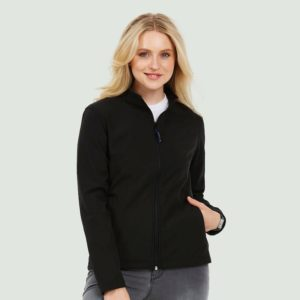Ladies Classic Full Zip Soft Shell Jacket UC613