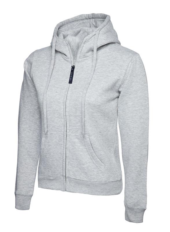 Ladies Classic Full Zip Sweatshirt 300gsm UC505 hg