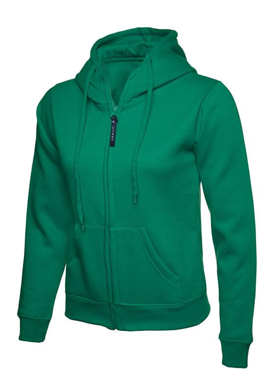 Ladies Classic Full Zip Sweatshirt 300gsm UC505 kg