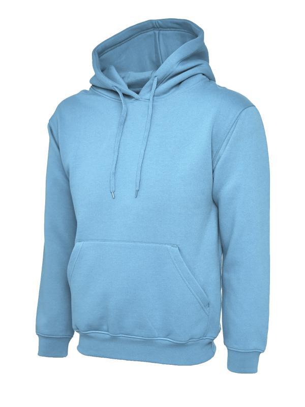 Olympic Hooded Sweatshirt UC508 sky