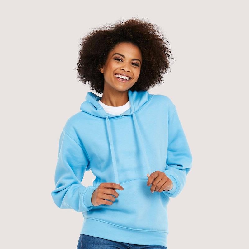 Olympic Hooded Sweatshirt UC508