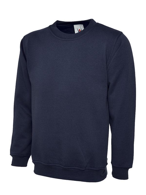Olympic Sweatshirt UC205 navy