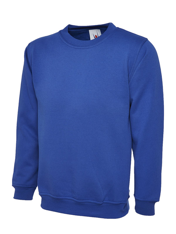 Olympic Sweatshirt UC205 royal