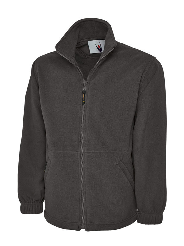 Premium Full Zip Micro Fleece Jacket UC601 cc