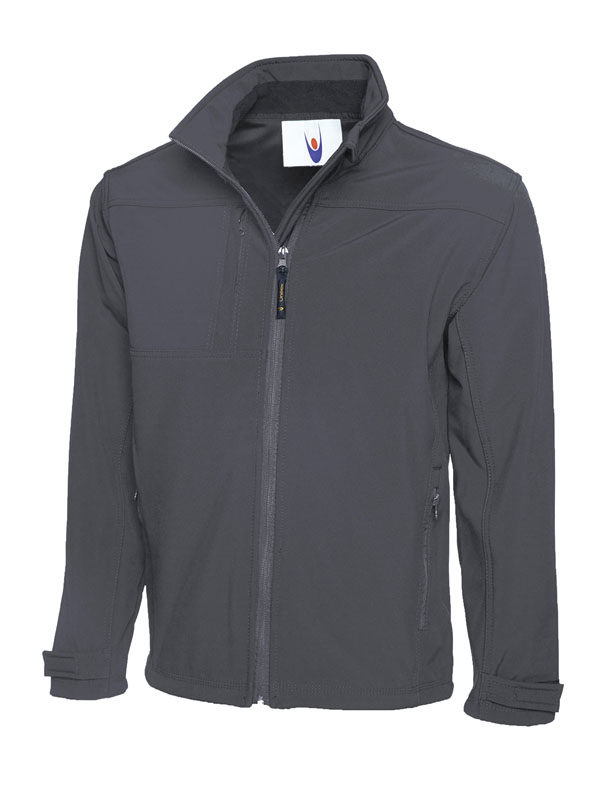 Premium Full Zip Soft Shell Jacket UC611 lg